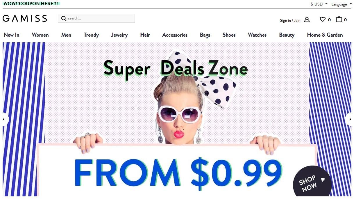 Интернет-магазин Gamiss.com
