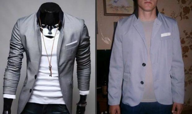пиджаки мужские алиэкспресс