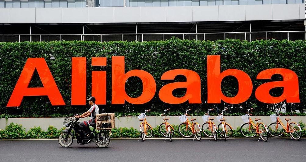Оптовый онлайн магазин Alibaba
